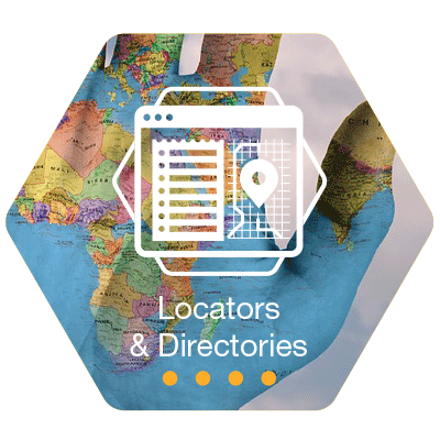 locators and directories